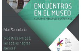 ENCUENTROS EN EL MUSEO: PILAR SANTOLARIA