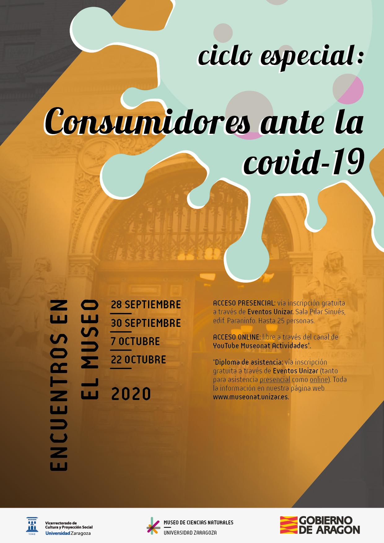 Consumidores ante la covid-19