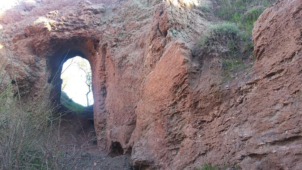 Las minas de yeso de Las Ajarceras, Aladrén