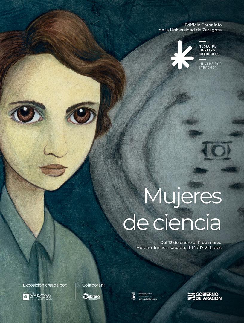 """El Museo acoge la exposición temporal """"Mujeres de Ciencia"""""""