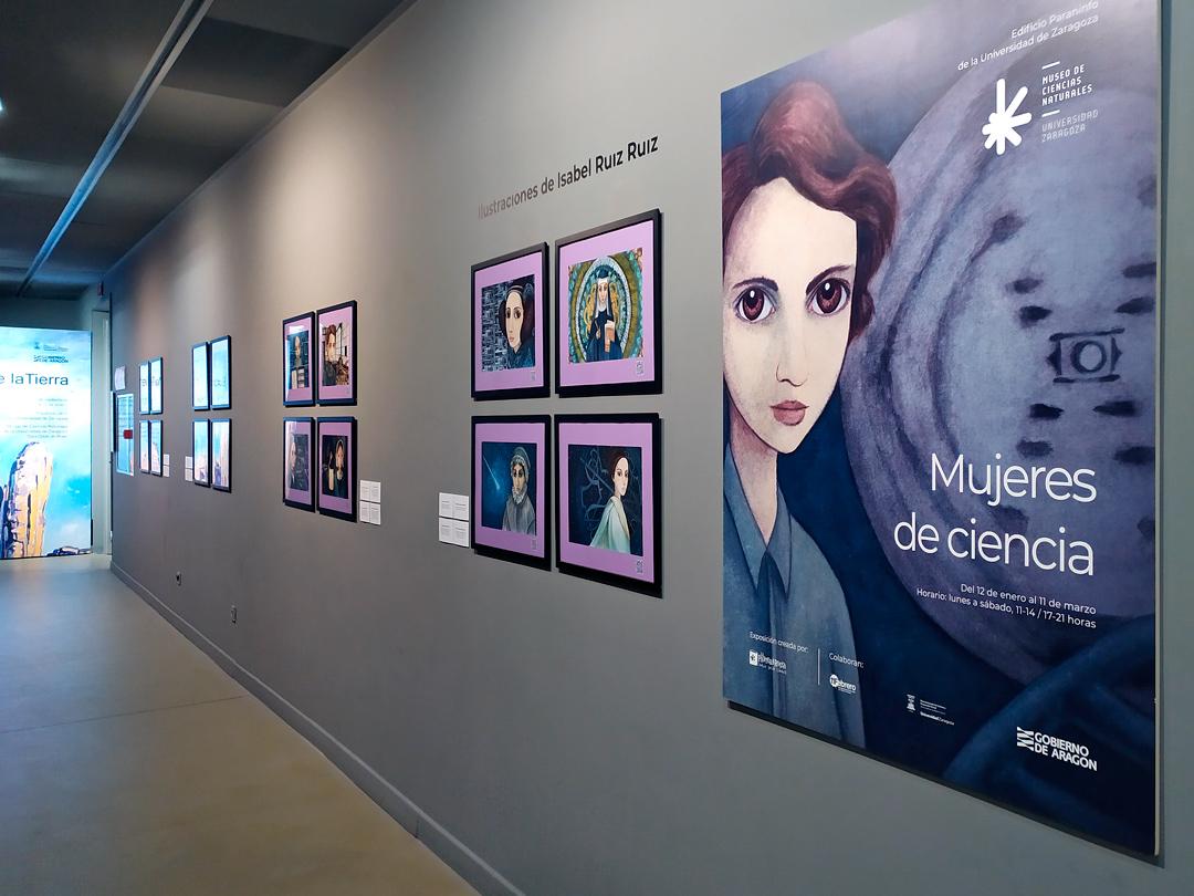 """Apertura de """"Mujeres de Ciencia"""""""