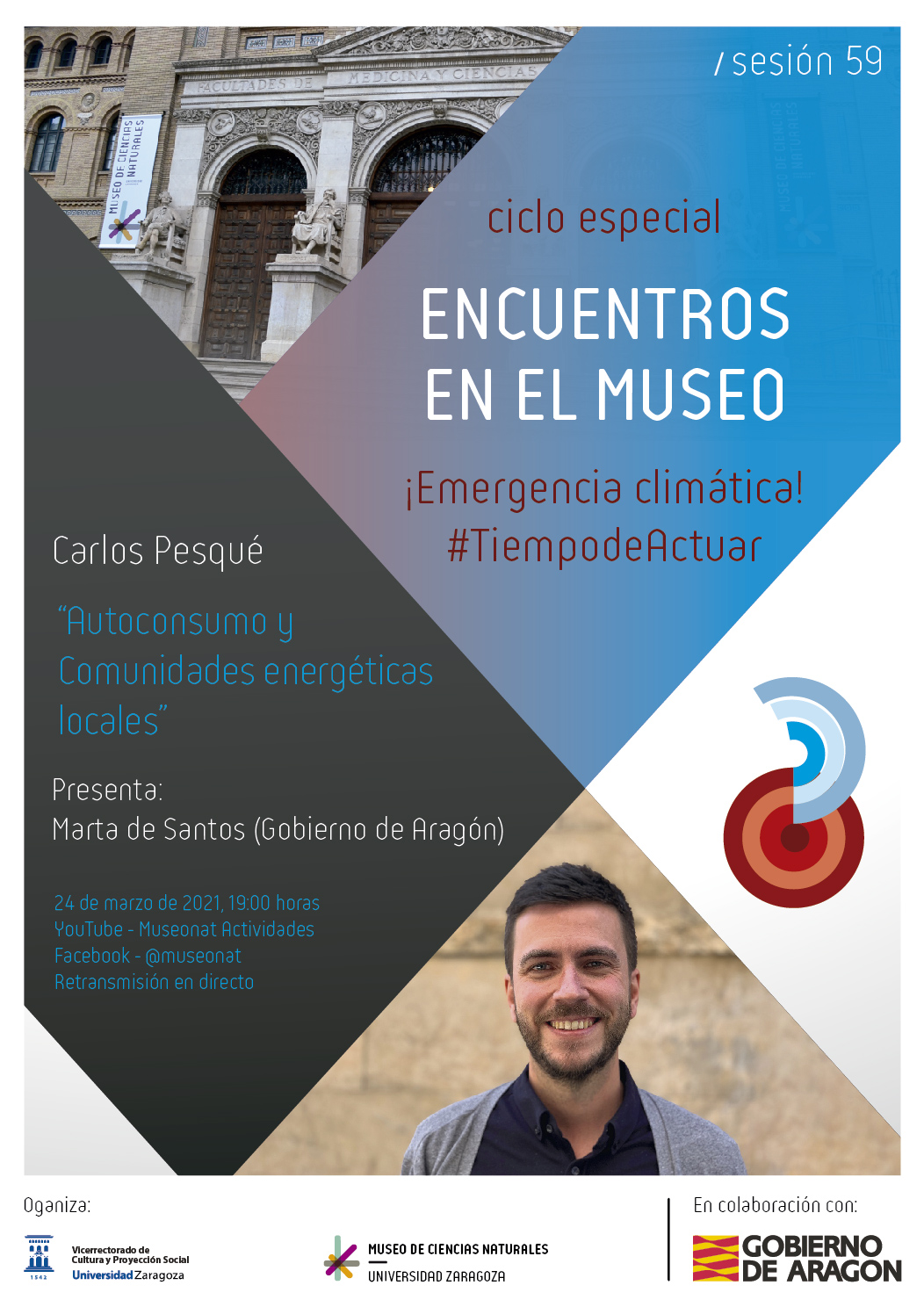 """Conferencia de Carlos Pesqué: """"Autoconsumo y Comunidades energéticas locales"""""""